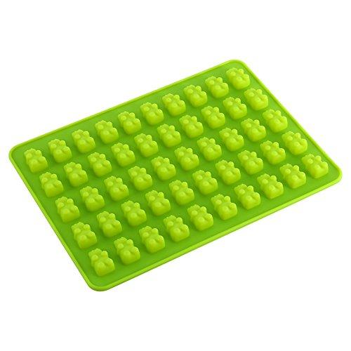 Chocolade mal, siliconen mallen 7,5″x 5,5″ zachte siliconen non-stick siliconen gemaakt