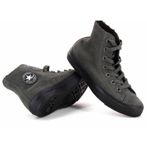 Converse - Zapatillas de ante para hombre Grigio