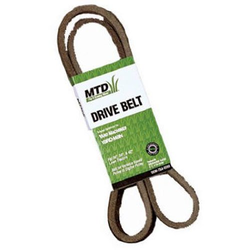 MTD Genuine PartsVarious Size Drive Belt for Tractors 2002 and (Mtd Tractor Belts)