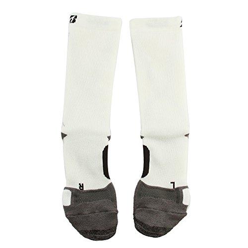 幾分リーズ特定のブリヂストン BRIDGESTONE GOLF 靴下 ウィンター3Dソックスベーシック レギュラー ハイパーソックス SOWG61 オフホワイト フリー