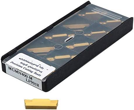 Txrh Drehbank 10PCS MGMN150 G LF6018 200-G 250-G MGMN300 M 500-M LF9018 CNC-Drehmaschine Drehen Einstechen Carbide for Stahl (Insert Width(mm) : MGMN150 G LF6018)