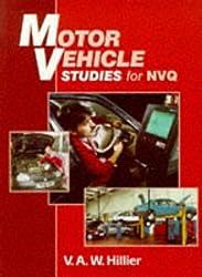 Motor Vehicle Studies for NVQ