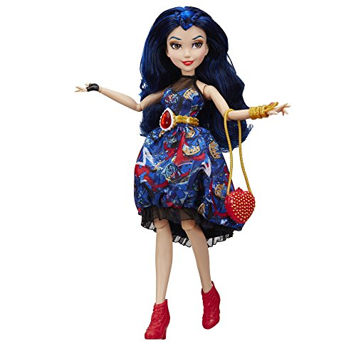 Disney Descendants Jewel-bilee Evie of Isle of the Lost (Evil Doll Costume)