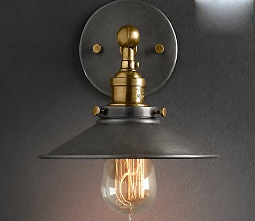 Gyx Lampe Murale Industrielle Ikea Americain Creatifs Restaurant