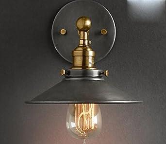 Elegant Gyx Lampe Murale Industrielle IKEA Américain Créatifs Restaurant Et Bar De  Lit La Chambre Einzelne Applique
