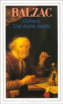 Gobseck par Balzac