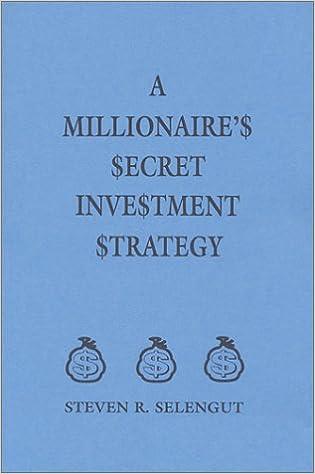 Ilmainen ääni kirjojen lataamiseen A Millionaire's Secret Investment Strategy PDF