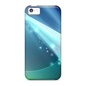 For SamSung Galaxy S5 Mini Case Cover , Color Flow Pattern