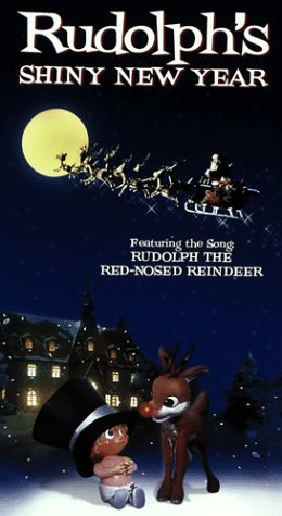 Rudolph's Shiny New Year [VHS]