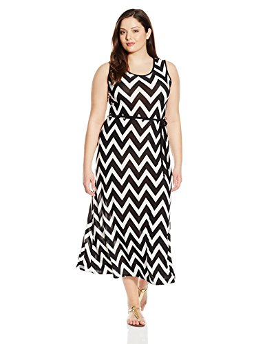 1x chevron dress - 9