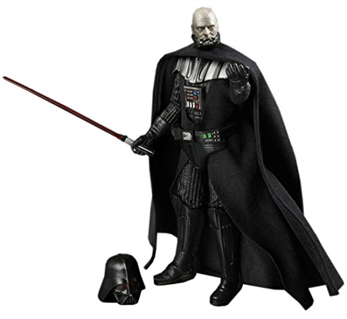 TOMY Star Wars Black Series 6 inches Figure Darth Vader, Best Personal Drones and Quadcopters
