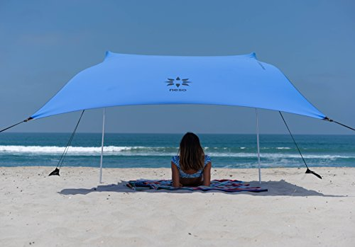 Neso Tents Beach ... & Neso Tents Beach Tent with Sand Anchor Portable Canopy Sun ...