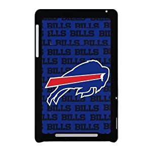 Blue Fantasy Background Buffalo Bills Google Nexus 7 Case Shell Cover (Laser Technology)