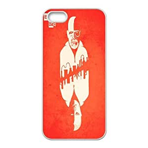High Quality Phone Back Case Pattern Design 4Thriller Breaking Bad Pattern- For Apple Iphone 5 5S Cases