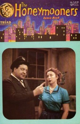 The Honeymooners Issue 1 October 1986