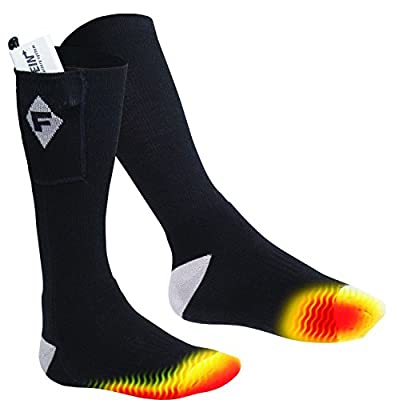 Flambeau Men's Heated Socks Kit Review
