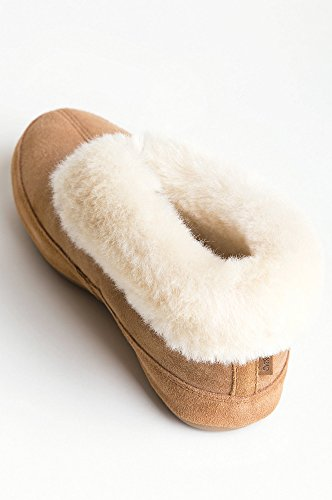 Women's Slippers Classic Emma Chestnut Sheepskin qqARS