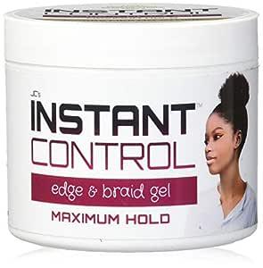 Instant Control Edge & Braid Gel Max. Hold 4 oz.