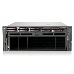 HP Proliant DL580 G7 4U Server - 2x Intel Xeon Hex X7542 2.66GHz (12 Total Cores), 64GB DDR3, 2x 300GB 10,000RPM HDD, 2x 1200W PSU, Linux (Debian 8