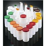 Carlisle PS601200 Store N' Pour Polyethylene Bar Service Assortment