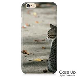 """Cute Lovely Kitten Cat Snap On Hard Phone Skin Cover Case for iPhone 6 Plus and 6S Plus (5.5"""") - CUI6+C256"""