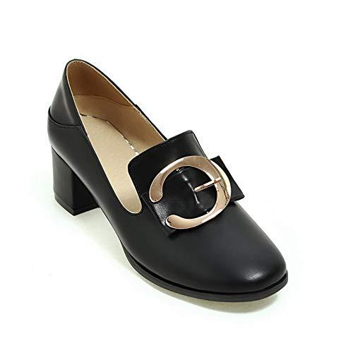 Noir Sandales SDC05547 Femme Compensées AdeeSu wASvqICx
