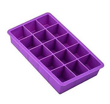 Compra LAMEIDA Bandeja de hielo Bandejas Para Hielo Bandeja Hielo Cubitera Moldes Hielo Silicone 24 Bandejas de hielo para hacer cubitos de hielo Chocolate ...