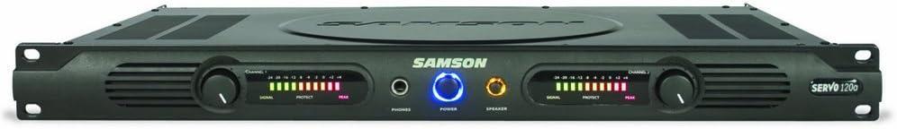 Samson Servo 120a 120-Watt Power Amplifier