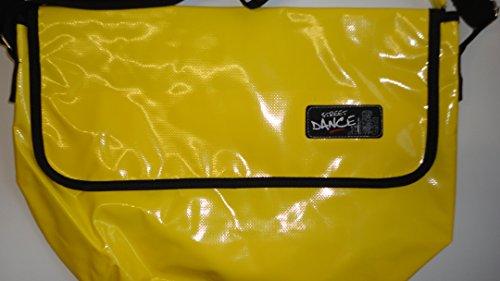 Trendhaus 932365–Streetdance Borsa a tracolla giallo