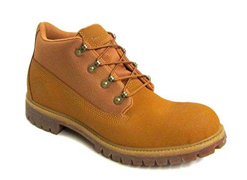 Timberland Mens Campsite Wheat Scuff Boots US 11 NIB