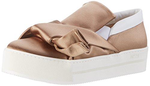 N ° 21 Vrouwen 8009mod.5 Sneaker Wit (wit)