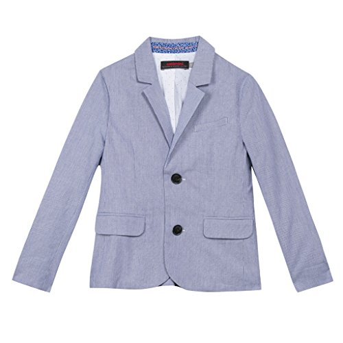 Couture Dusty Blue Jacket