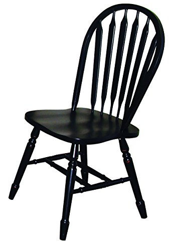Arrowback Windsor Chair - 7