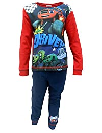 Boys Official Licensed Blaze and the Monster Machine Short Pajamas Age 3 to 8 Years