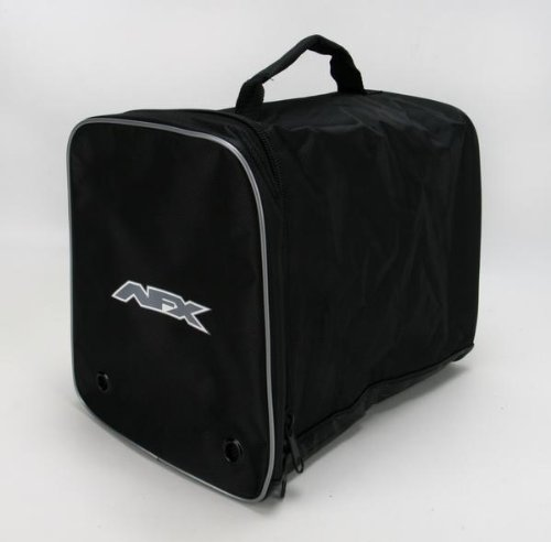 (AFX Helmet Bag Black One Size)