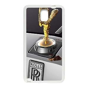Rolls-Rayce Logo Hotsale Car Logo Phone Case for Samsung Galaxy Note3
