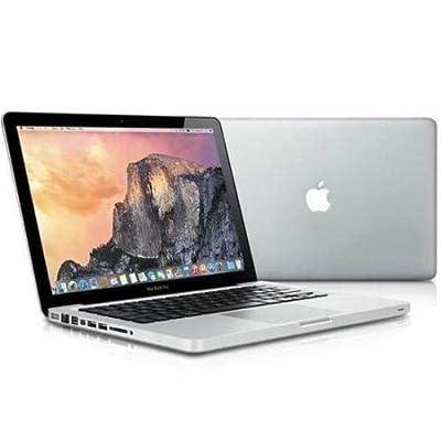 "Apple MacBook Pro MD101LL/A Intel Core i5-3210M X2 2.5GHz 500GB HD 13.3"" MacOSX,Silver (Refurbished)"