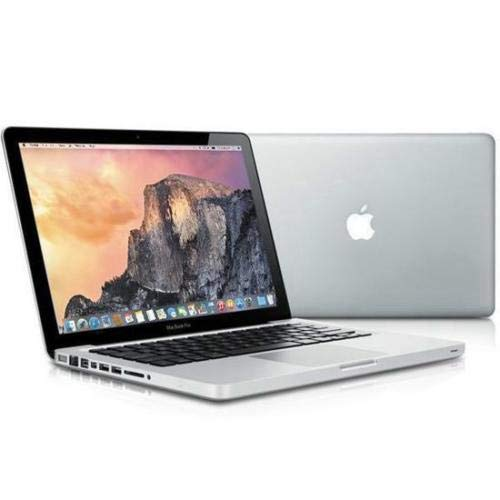 Apple MacBook Pro MD101LL/A 13.3-inch Laptop (2.5Ghz, 4GB RAM, 500GB HD) (Renewed) (Apple Computer Laptop)