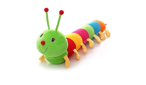 happyday04 - Cojín de Peluche (50 cm), diseño de Caterpillar ...