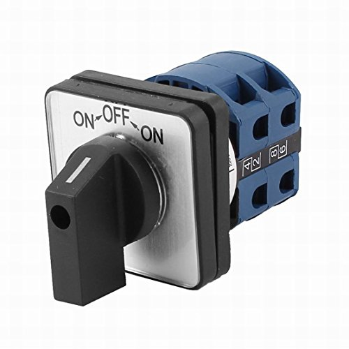 MariaP Changeover Switch 660V 25A 3 positions Rotary Cam changeover switch Szw26 by MariaP