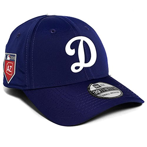New Era Los Angeles Dodgers 2018 Spring Training Diamond Era 39THIRTY Flex Hat - Medium/Large (Spring Training Hats)