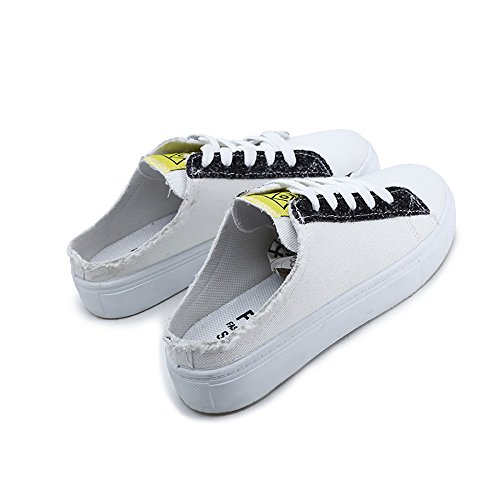 Fashion Women's Sneaker Super White Madi frist Mule qFvZxIUw