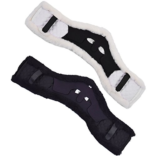 Total Saddle Fit - Fleece Girth Cover for Shoulder Relief Girth