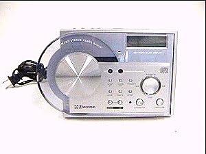 Amazon Com Emerson Ckd2328 Cd R Rw Clock Radio Home