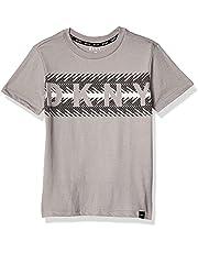 DKNY unisex-child Short Sleeve T-shirt T-Shirt