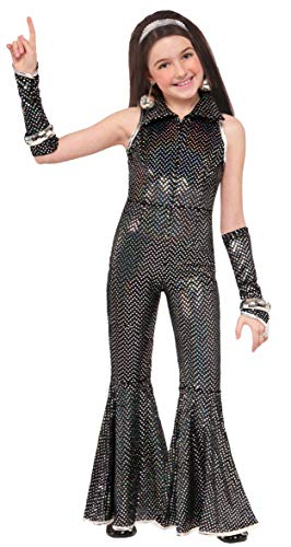 Forum Novelties Child's Disco Costume Jumpsuit