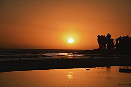 Image result for California Sunset