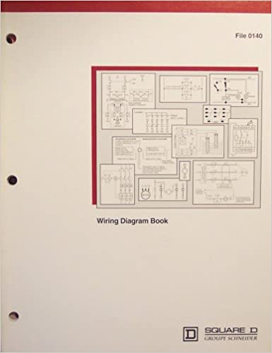 Wiring Diagram Book (File 0140, Square D/Groupe Schneider): Square D  Company: Amazon.com: BooksAmazon.com