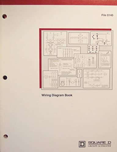 wiring diagram book (file 0140, square d groupe schneider) square d Square D Magnetic Starter Wiring wiring diagram book (file 0140, square d groupe schneider) paperback \u2013 1993