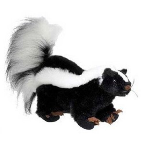 Fiesta Wild Animals Series 10'' Skunk (Stuffed Skunk)